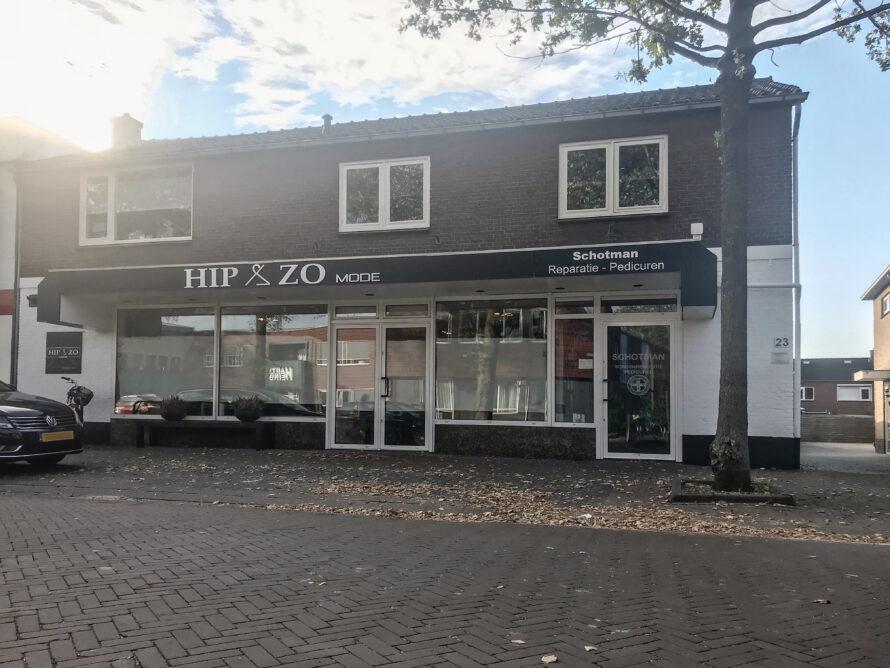 Openingsweekend Hip&Zo op nieuwe locatie aan Dorpsstraat