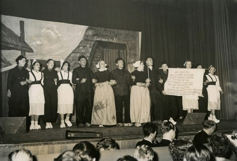 Decennialang was de Wierdense Revue een landelijk begrip