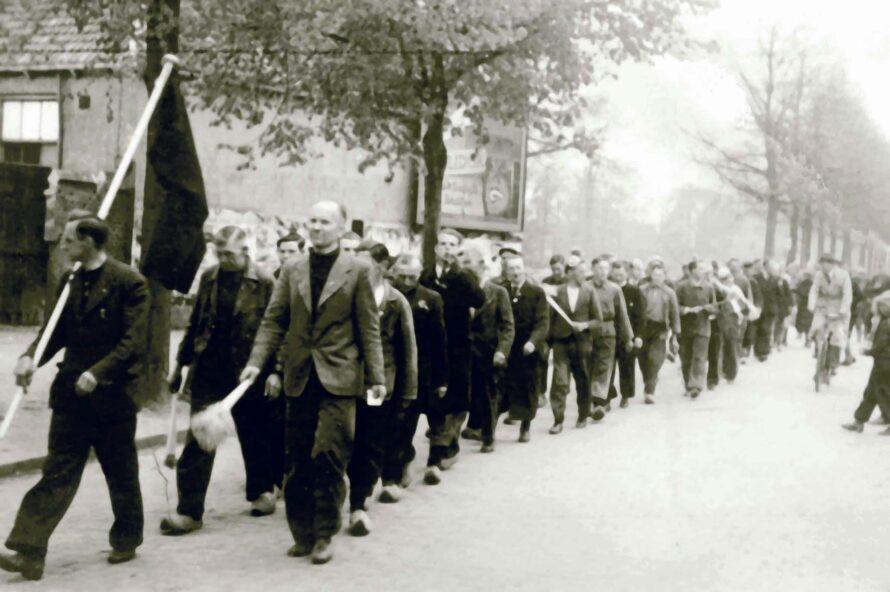 De bange laatste dagen van de Tweede Wereldoorlog