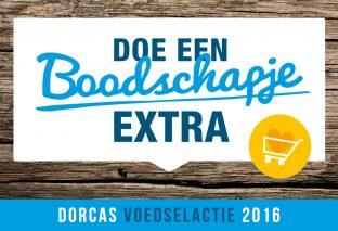 Dorcas Voedselactie bij Boni Heino