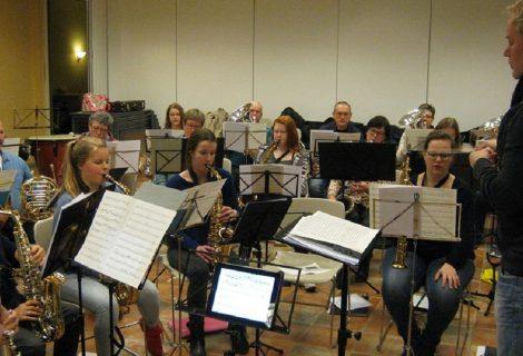 Muziekvereniging Ons Genoegen zoekt nieuwe muzikanten