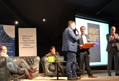 Ben Reuvekamp stopt als voorzitter MKB Regio Zwolle