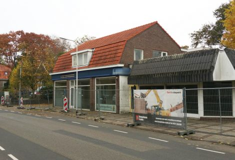 Vier bouwkavels voor luxe woningen op locatie Van Dijk