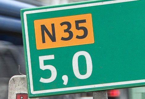 Inloopmoment voor verbetering N35