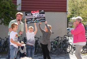 Leerlingen van De Gouden Emmer en De Dolfijn halen €5716,01 op voor Rico's Foundation