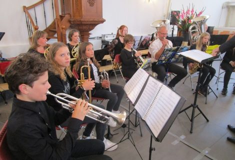Jeugdig muzikaal talent verenigd in Jeugdorkest