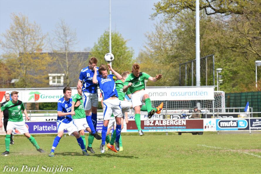 VV Heino start seizoen  met bekerwedstrijden