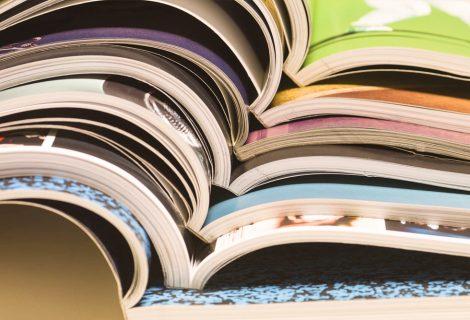 Verkoop afgeschreven boeken en tijdschriften in de Bibliotheek Heino