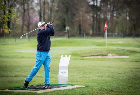Een rijk leven dankzij 'a poor man's golf'