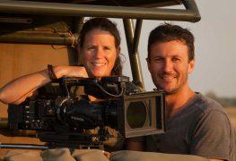 Oud-Heinose Lianne Steenkamp maakt furore met film over woestijnleeuwen