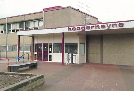 Open Huis en verbouwingsopruiming bij Sporthal Hoogerheyne