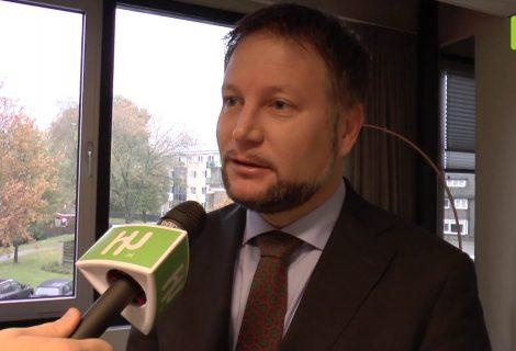 """Burgemeester Martijn Dadema eerste gast """"In gesprek met"""""""