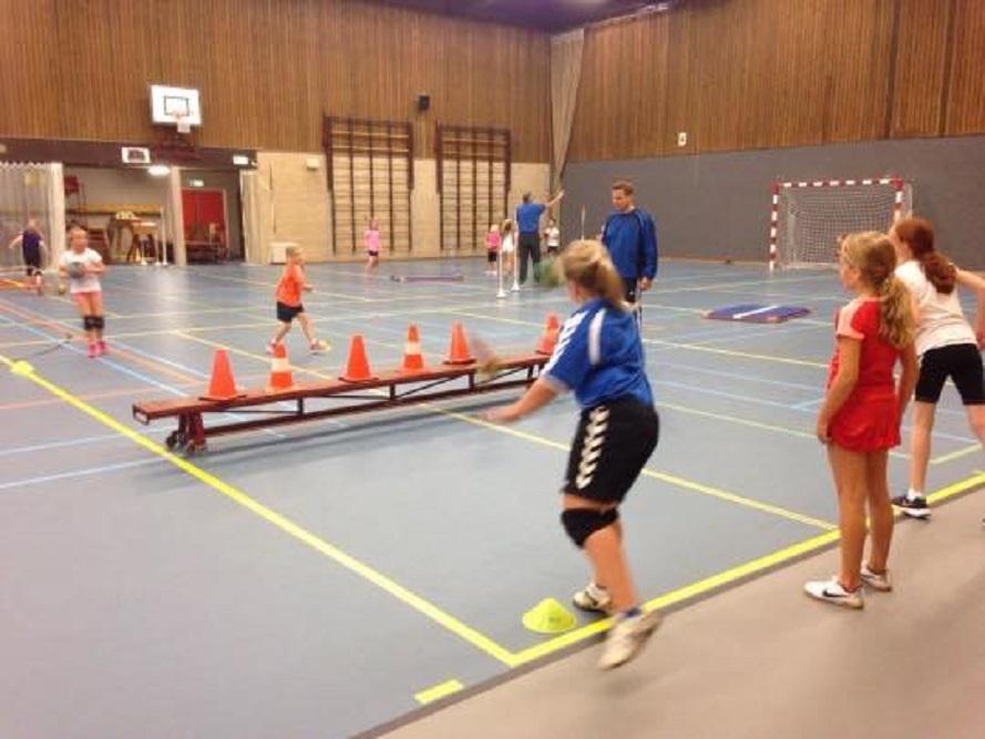 HHZD organiseert vanmiddag open handbal training