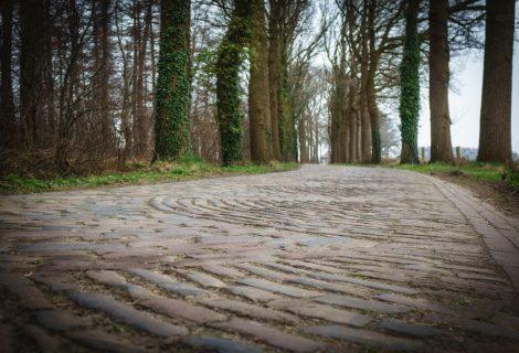 Nieuwe Omloop van Salland voert fietsers deels over klinkerwegen
