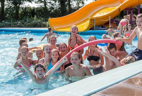 Zwemvierdaagse moet vooral een feestje zijn