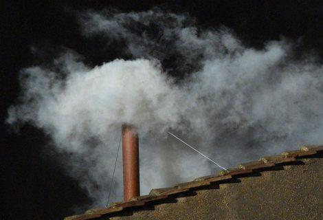 Witte rook bij de Sökkestoppers