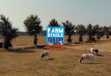 Nog even nagenieten van de Farmstacle Run!