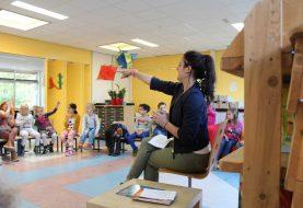 Doe mee aan de voorleesactie voor basisschoolkinderen over het thema Energie