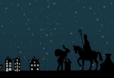 Sinterklaas digitaal in je huiskamer