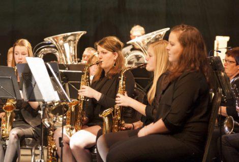 AMV lessen bij Muziekvereniging Ons Genoegen