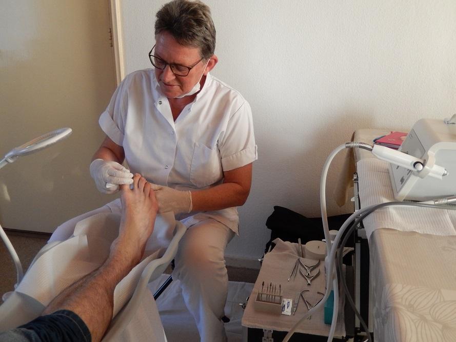 Bertie Overmars stapt in voetenavontuur