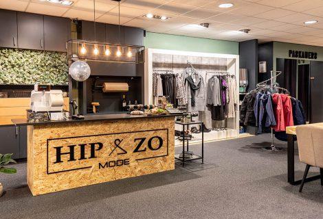 Het motto van Hip & Zo Mode: niet te lang nadenken, gewoon doen!