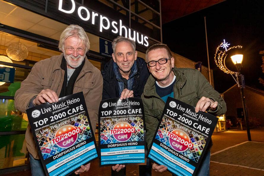 Top 2000 Café: steengoede muziek in een briljante ambiance