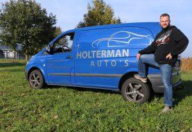 Hugo Holterman opent deuren nieuw autobedrijf