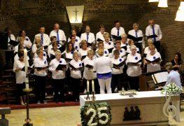 Jubilerend Reflection geeft Adventsconcert in RK Kerk