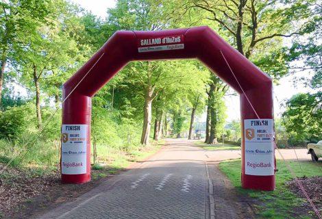 Goede doelen fietstocht Salland d'HuZes stopt!