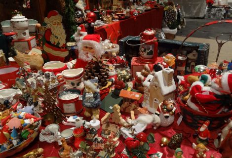 Kerstfair in Dorpshuus Heino