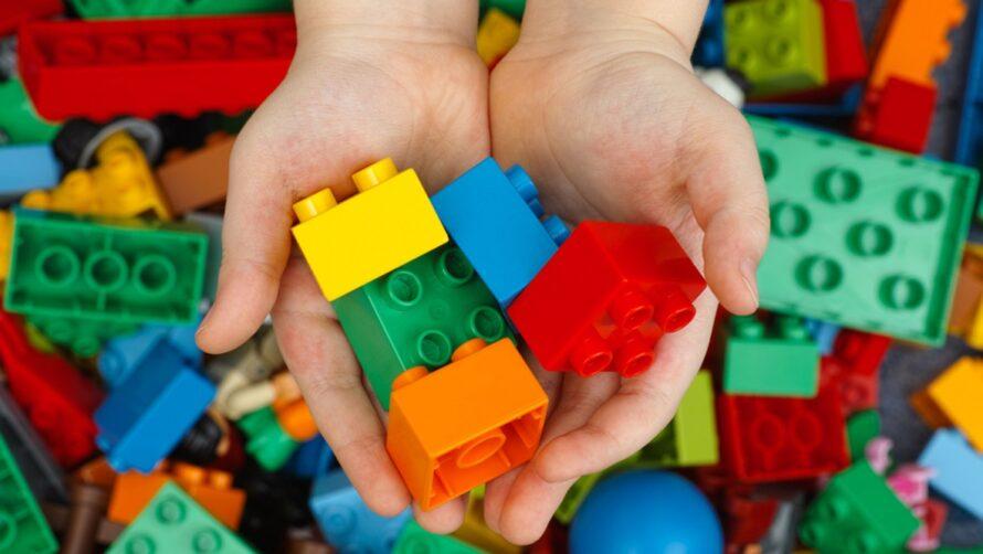 Lego-dag in het Dorphuus