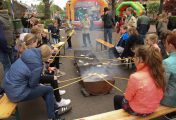 Supergaande, PPM Band en Graffiti workshops highlights Kingsday Heino
