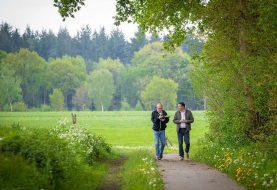 Wandelen met Dennis Melenhorst, het is misschien wel voor iedereen weggelegd