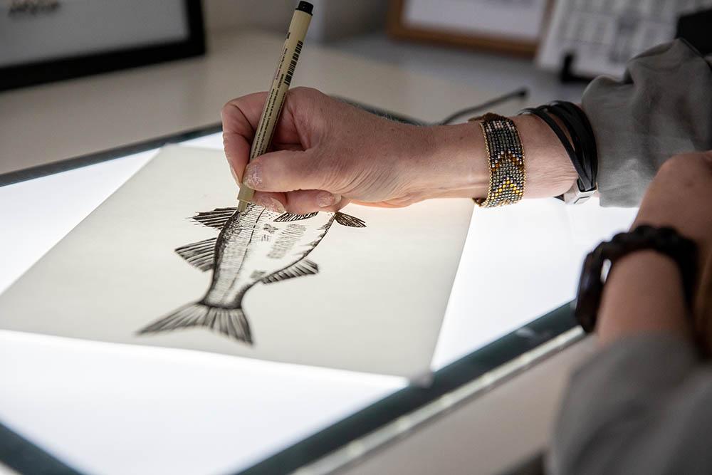 Potlood en Pen
