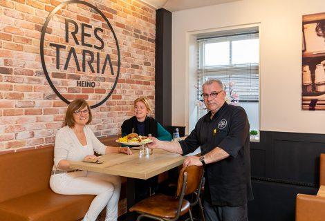 Restaria Heino biedt het beste van twee werelden