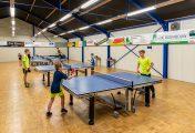 Scholierentoernooi bij Tafeltennisvereniging Heino