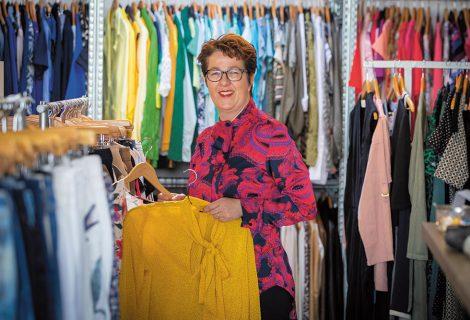 De weg naar mooie, betaalbare kleding loopt 'via simoon'