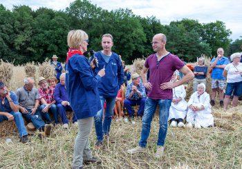 Marcel Strijtveen is de nieuwe Sallandse Boer