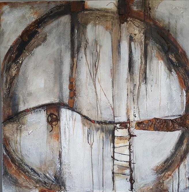 Andrea de Weerdt exposeert bij Galerie Tom Lucassen in Ommen