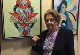 Expositie 'Levenswerk' van Annie Sinnige