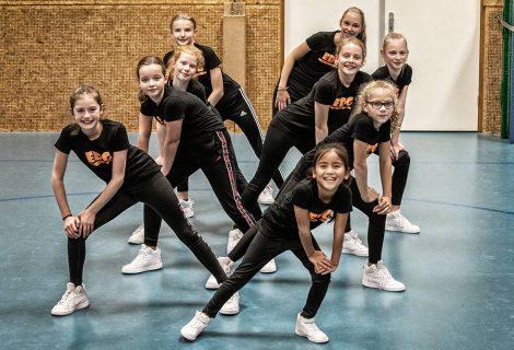 Fitclub Enjoy organiseert Jerusalema Dance Challenge bij de Tippe