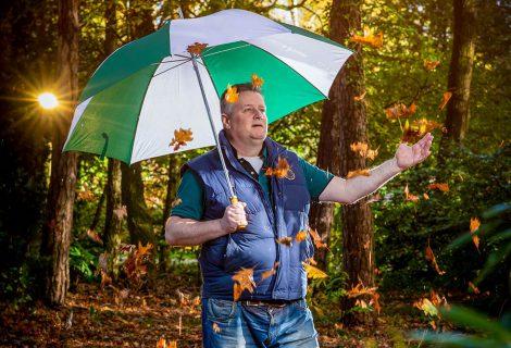 De Pietje Bell onder de meteorologen is 18 uur per dag bezig met het weer