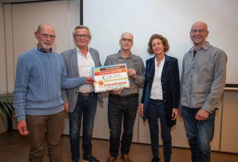 Red Horse Company ontvangt € 28.300 van oogstgave Stoppelhaene