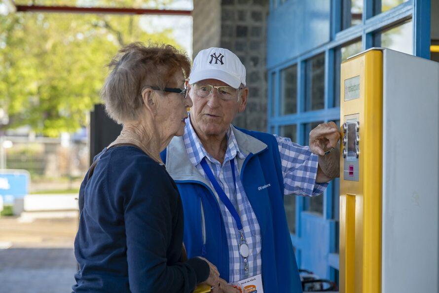 Ervaar het openbaar vervoer. Maak een proefreis met trein of bus