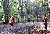 Slow Sports start in Heino