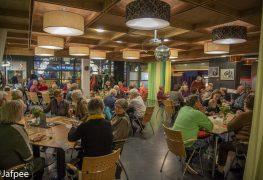 Soepcafé versterkt de sociale contacten