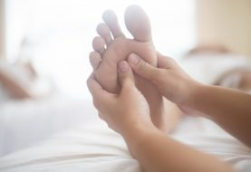 Workshop voetmassage door Pedicure Maris