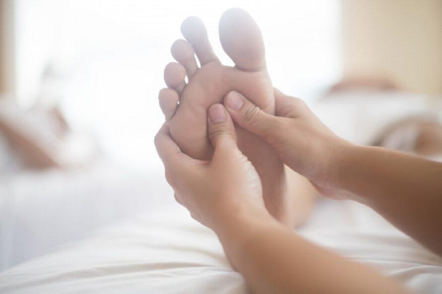 Workshop voetmassage door Pedicure Maris