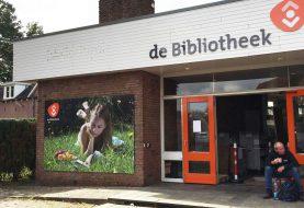 Bibliotheek Salland start afhaalservice